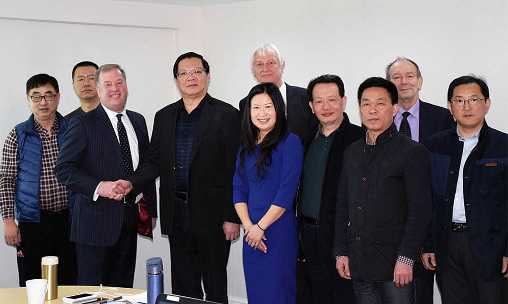 Wuxi City delegates