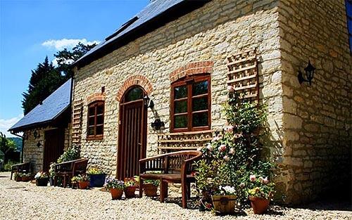 Crickley Court Cottages