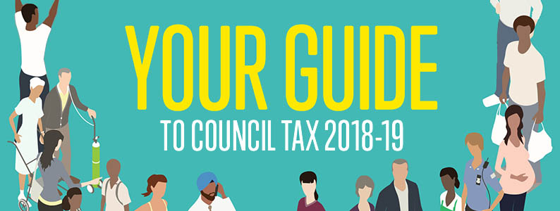 Your guide to council tax, 2016-17