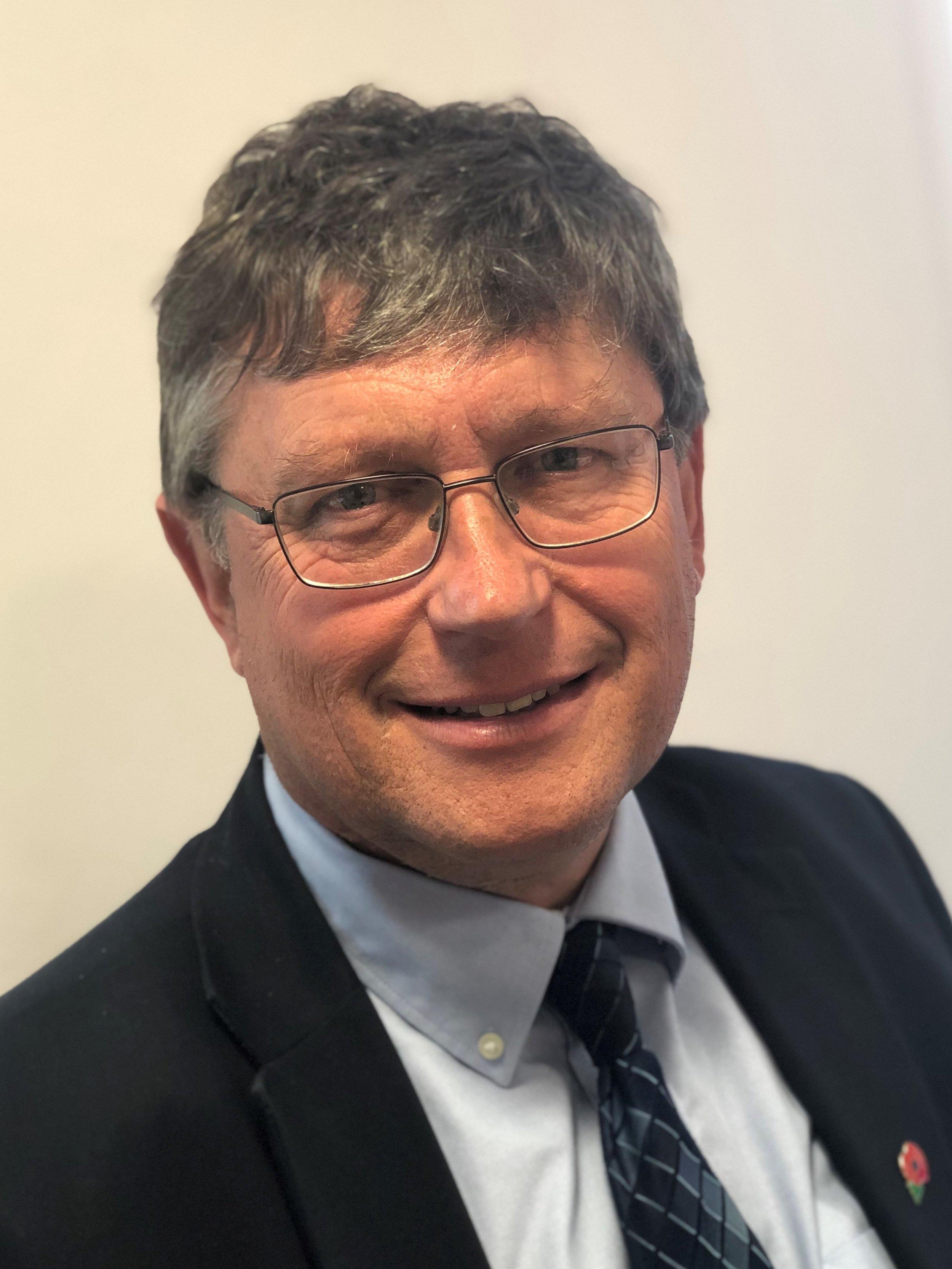 Councillor Rob Bird