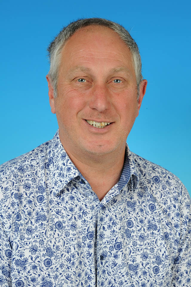 Councillor Kevin Cromwell - photo courtesy of Posers Photographic