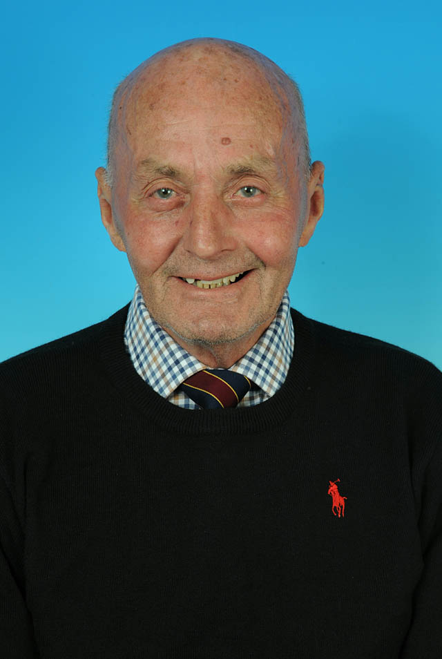 Councillor Bob East - photo courtesy of Posers Photographic