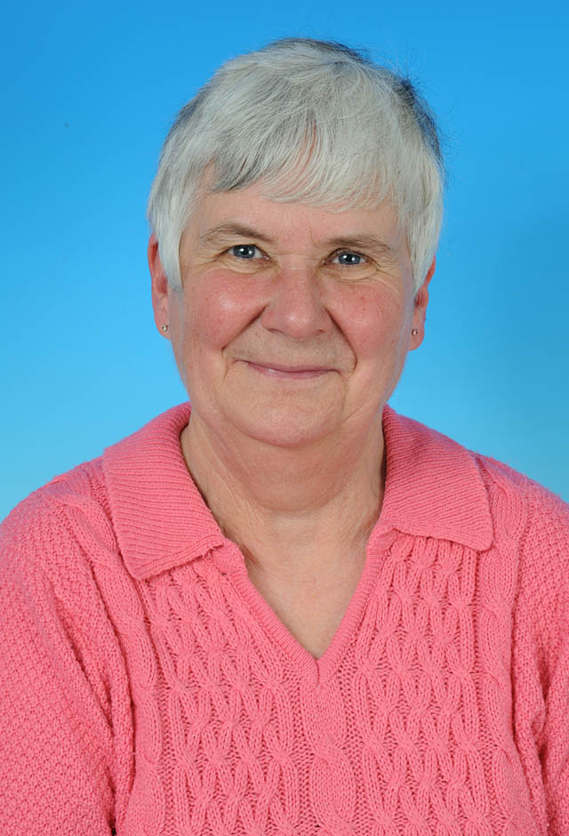 Councillor Pauline Godwin - photo courtesy of Posers Photographic