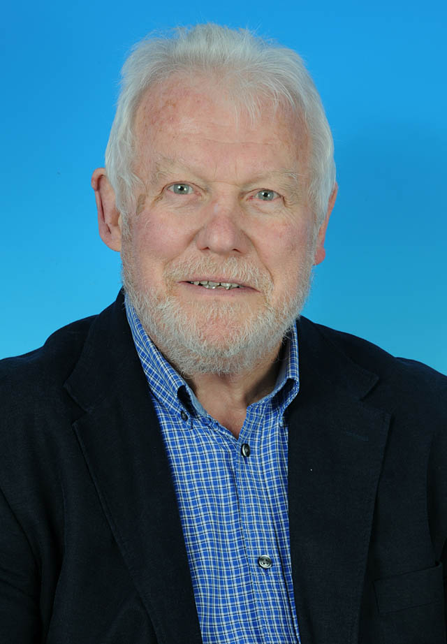Councillor Richard Smith - photo courtesy of Posers Photographic