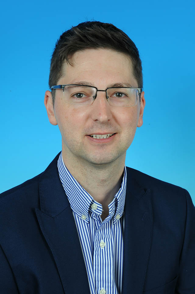Councillor Richard Stanley - photo courtesy of Posers Photographic