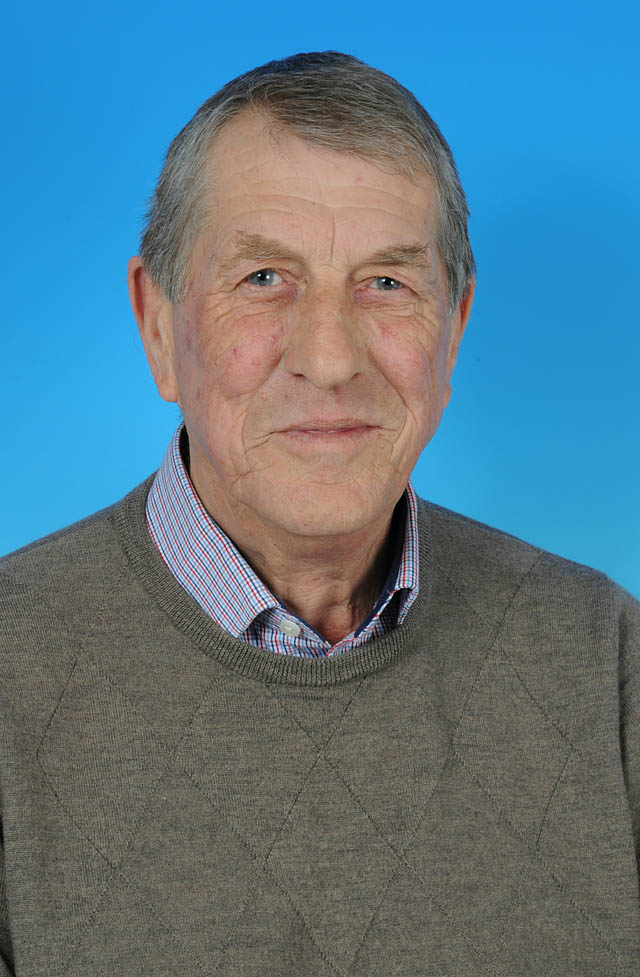 Councillor Philip Surman - photo courtesy of Posers Photographic