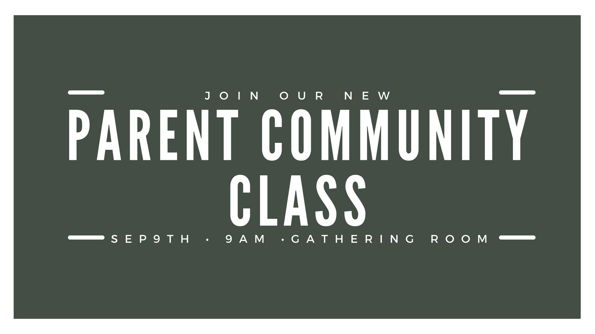 parent community class.png