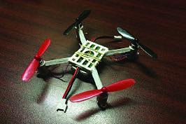 Bryan Lazano's Drone Senior Project.