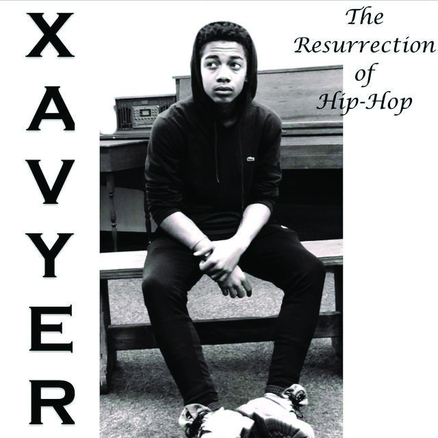 "Maya Shabtai/Riverdale Review  The Album Cover of Moody's single, ""The Resurrection of Hip-Hop"""