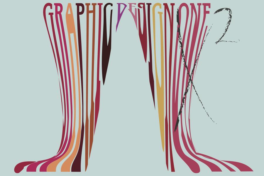 Luke Landis/Riverdale Review   Graphic Design II