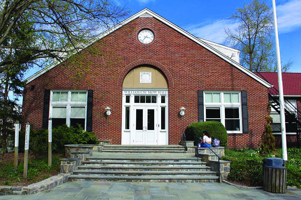 Maya Shabtai/Riverdale Review   A current look at the Historic Mow Hall