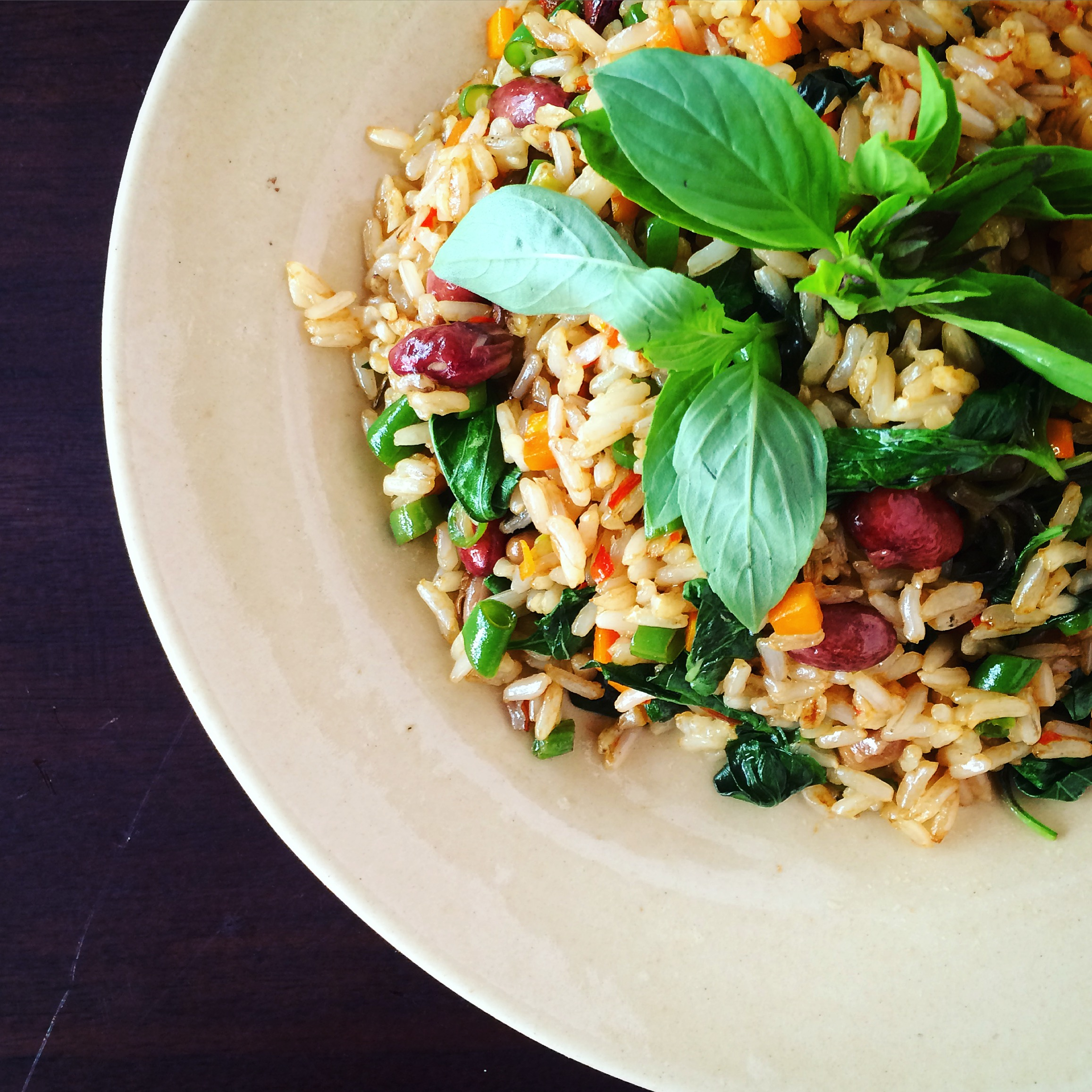 Spicy holy basil fried rice.JPG