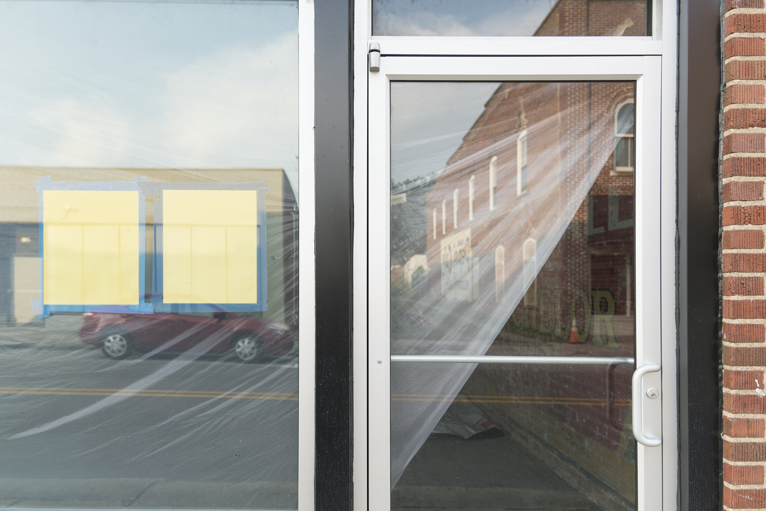 Opacity , from  Revitalize: Dickinson Avenue , included in the MWSPE Student/Members Exhibition