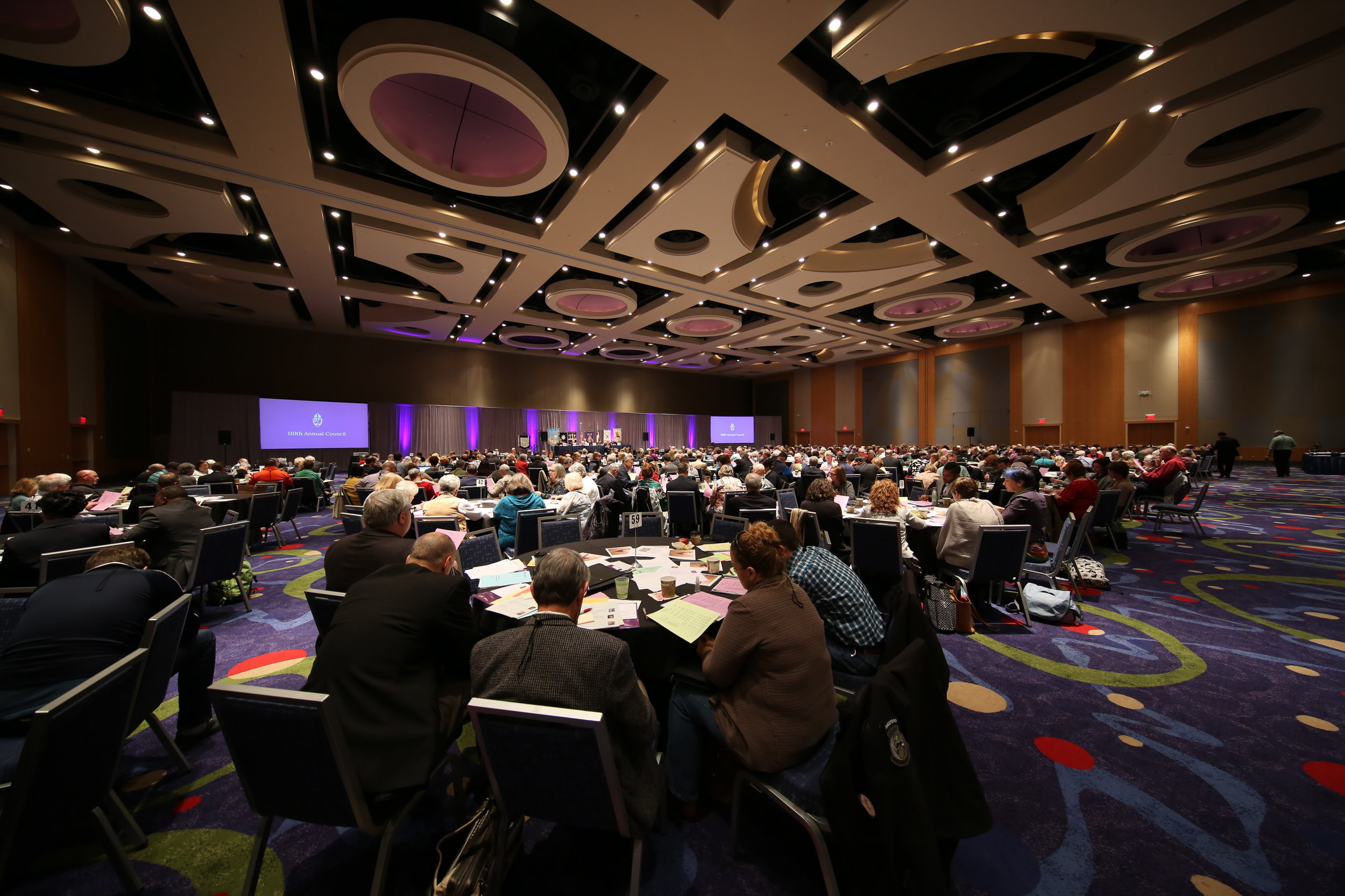 Photo from 2016 Annual Council