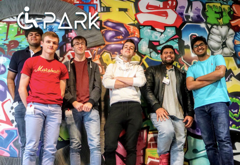 The return of Cpark to Hack Access Dublin