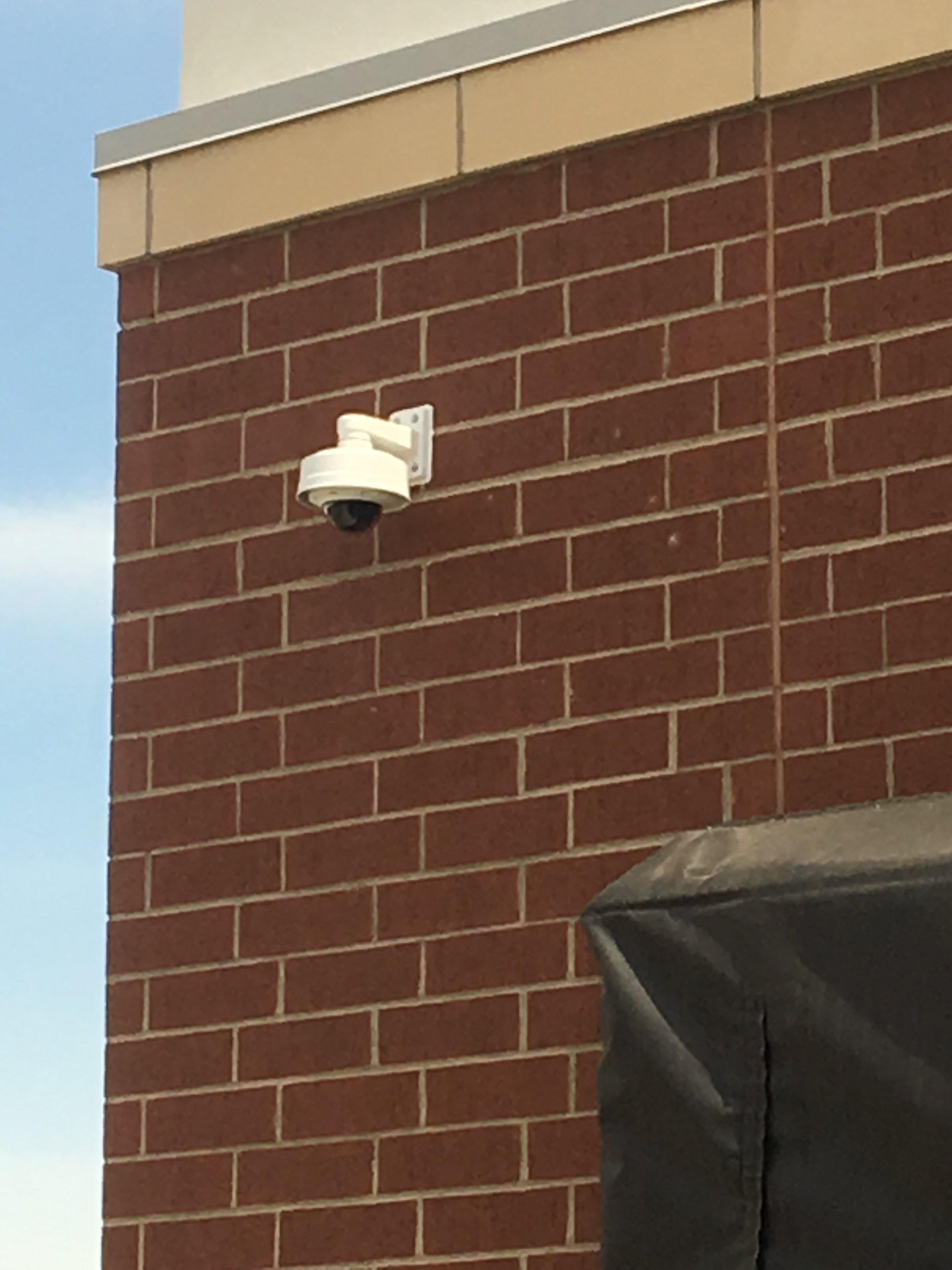 Exterior Axis Camera