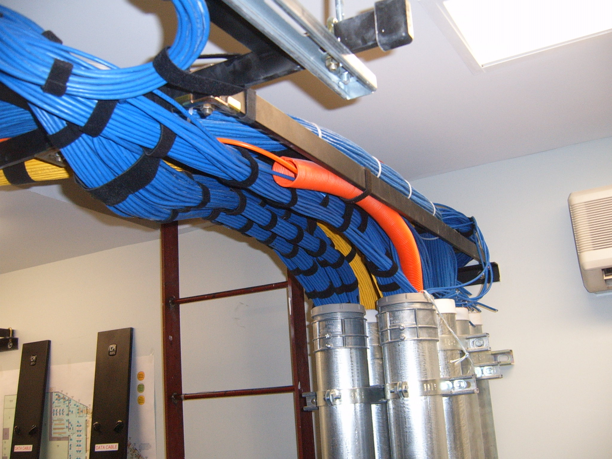 Cable coming into Network Closet.jpg