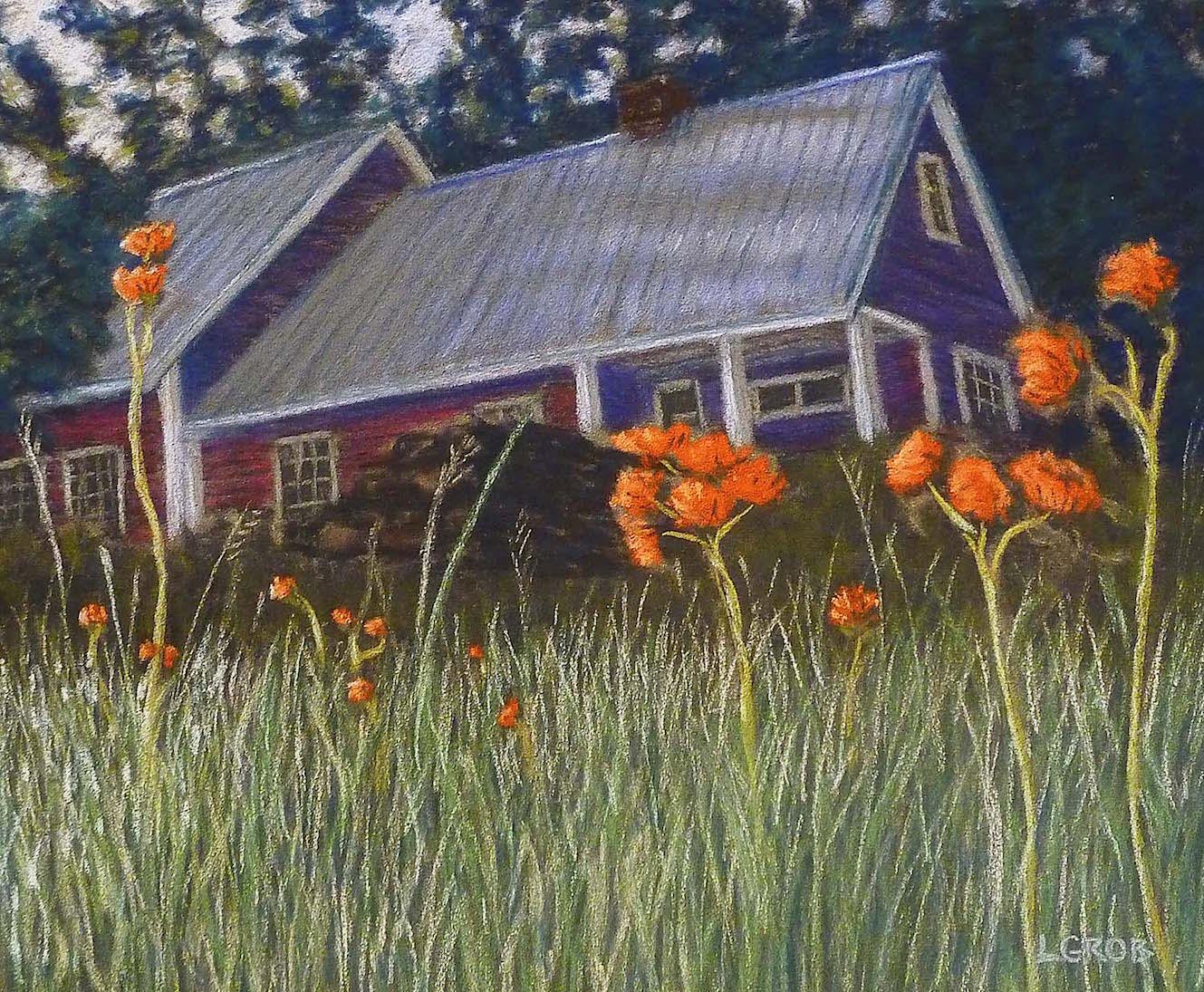Vermont Farm #1. Halifax