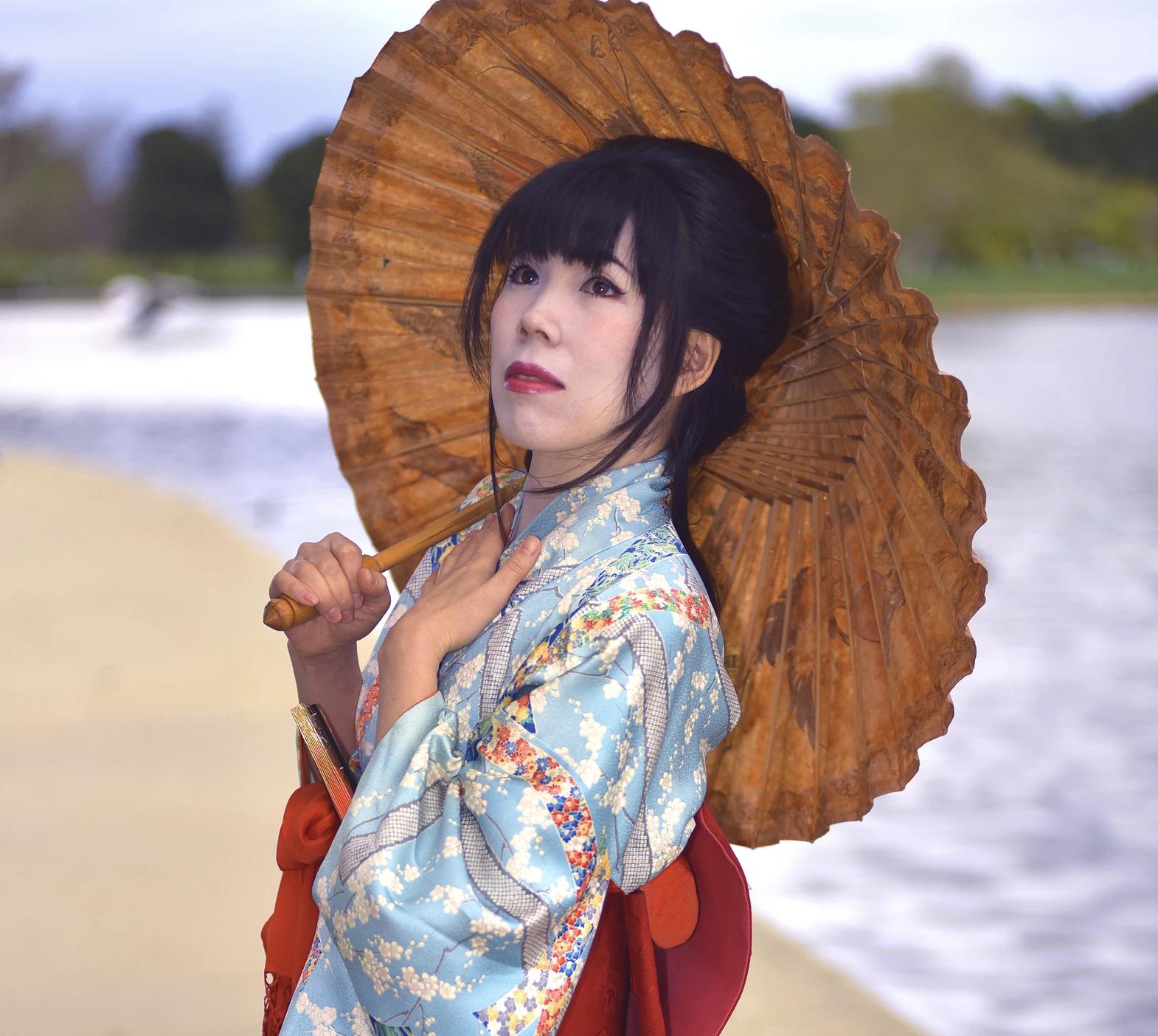 GEISHA OPERA SINGER - Japanese Opera x Geisya performance