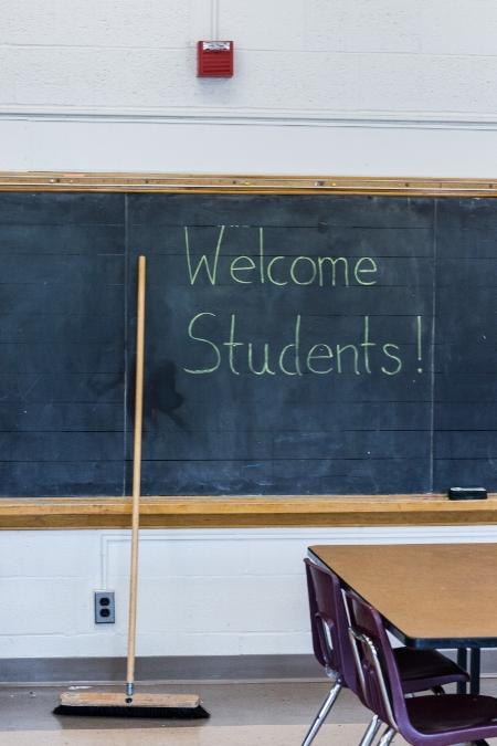 Blackboard Welcome Students.jpg