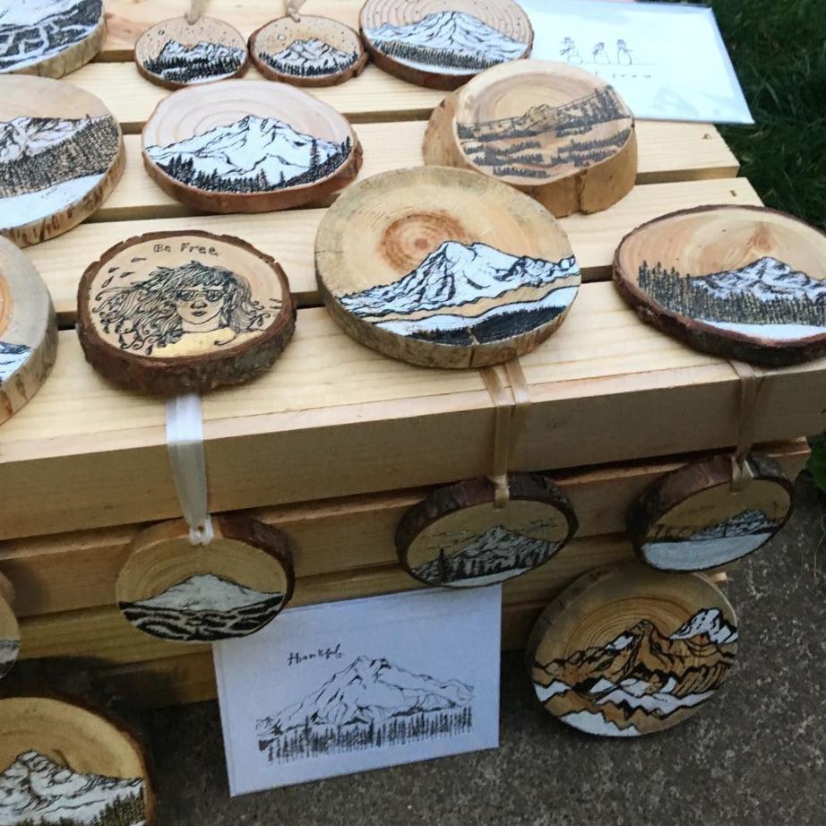 Rachel Brianna Creative at Rural Craft Revival