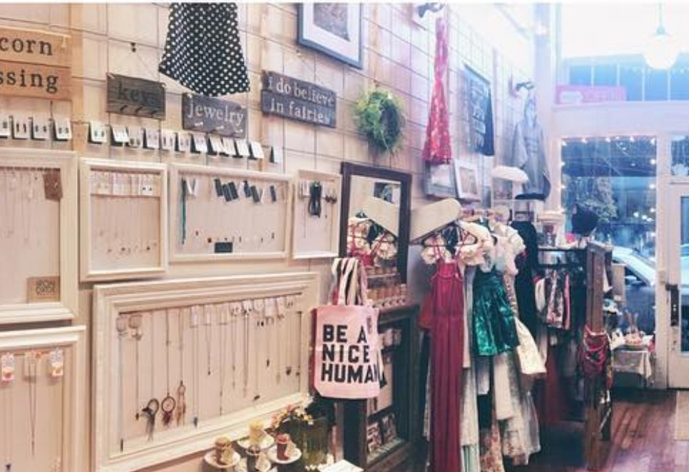 The Darling Boutique at Rural Craft Revival