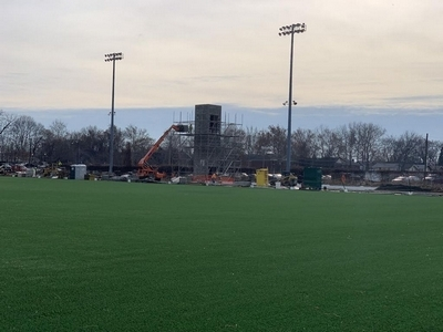 Dillon Stadium will not be ready for Hartford Athletic's May 4th home opener.