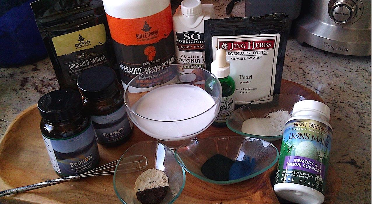 BLUcidity Ingredients