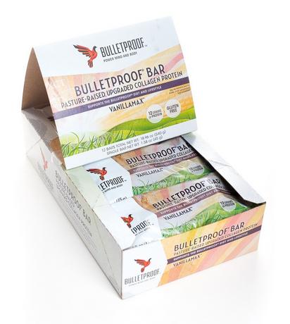 Collagen Snack Bars