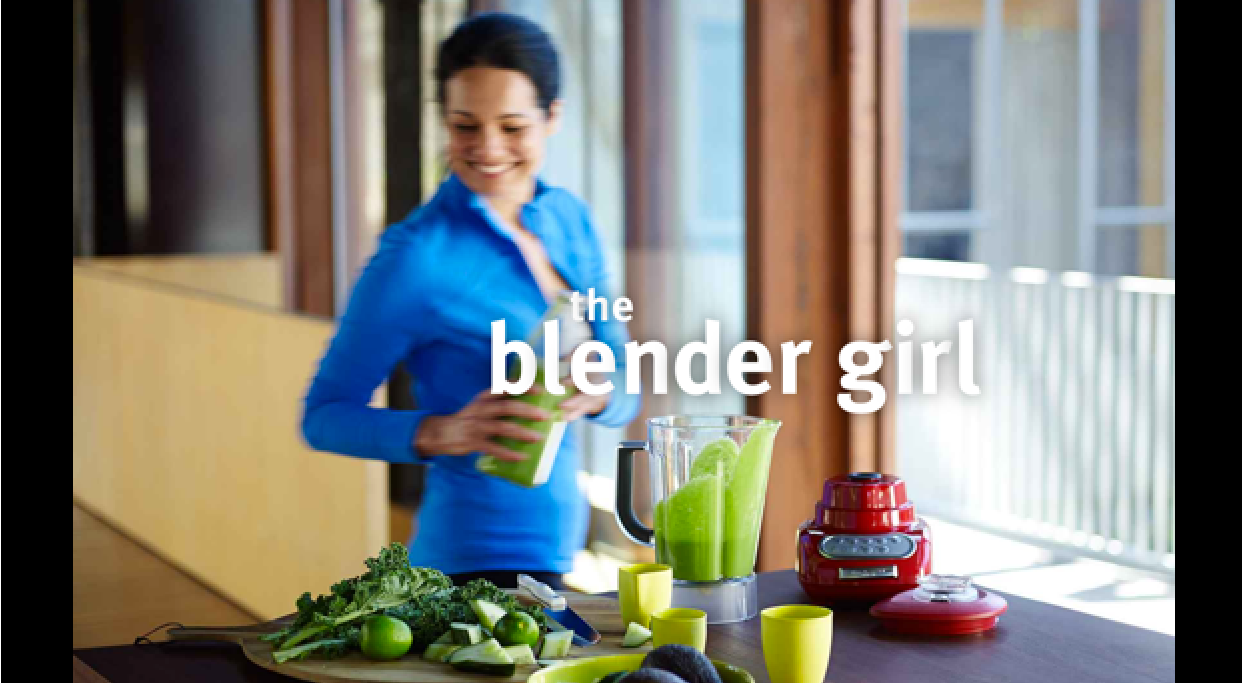 The Blender Girl Facebook Live #29