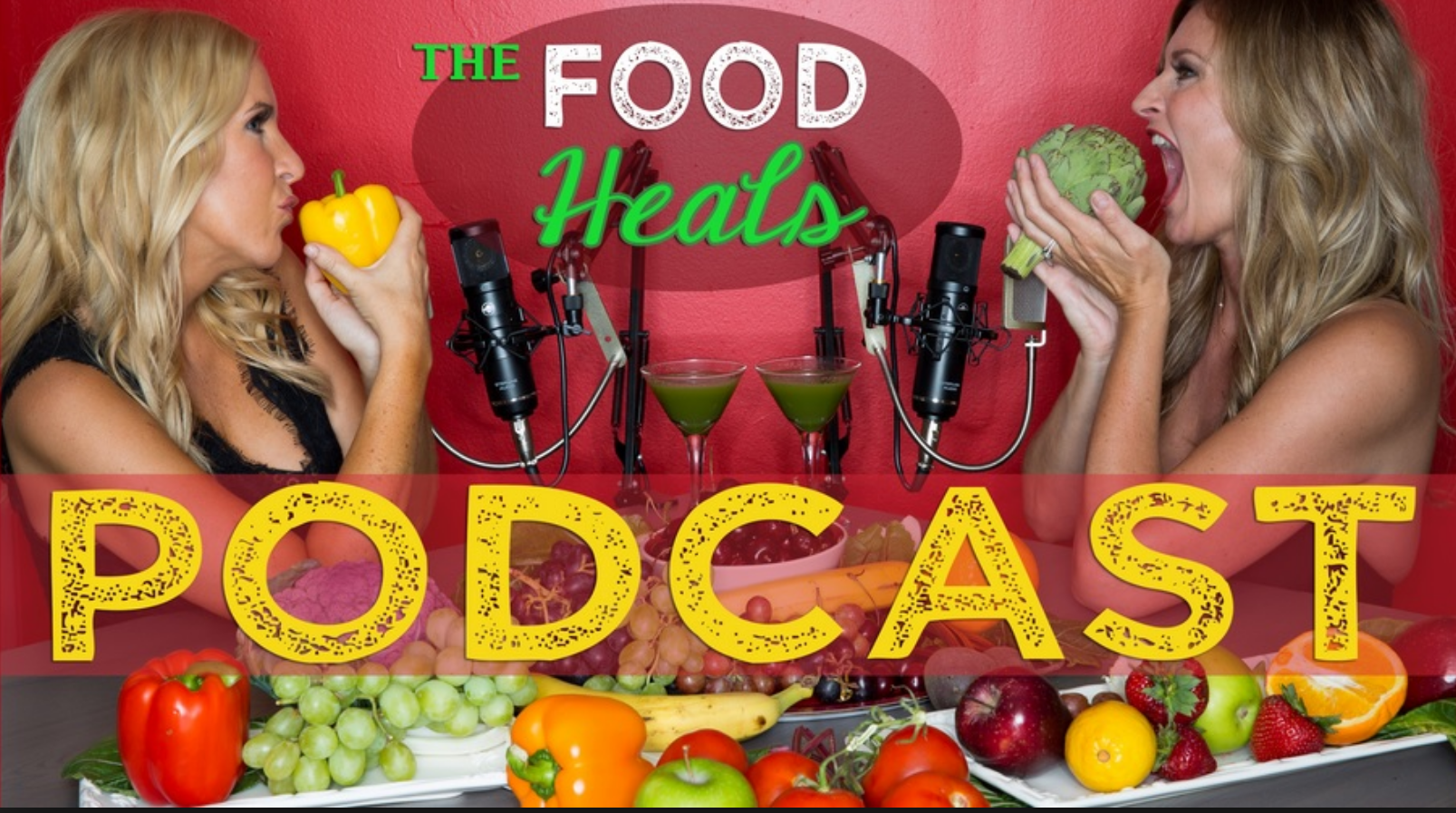 Food Heals Podcast Episode #112