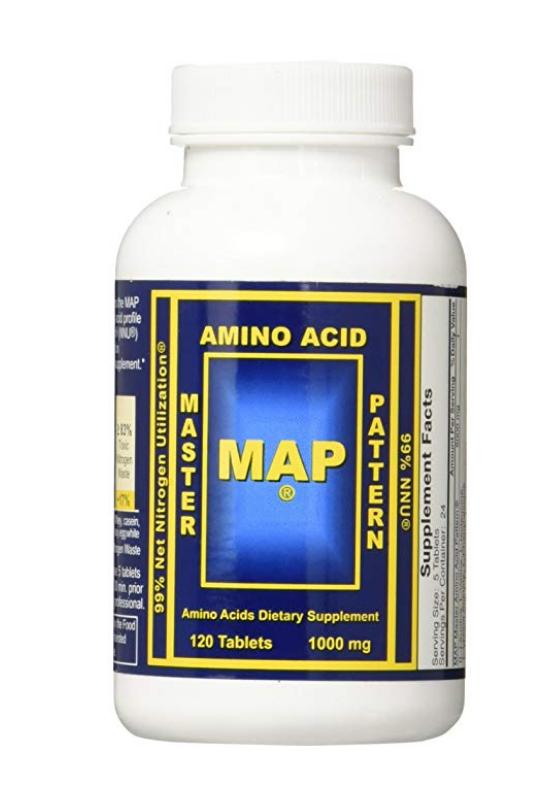 MAP Amino Acids