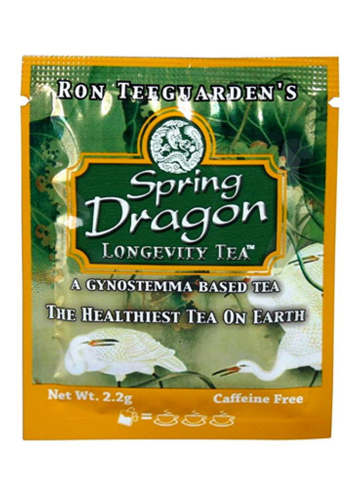 Spring Dragon Tea