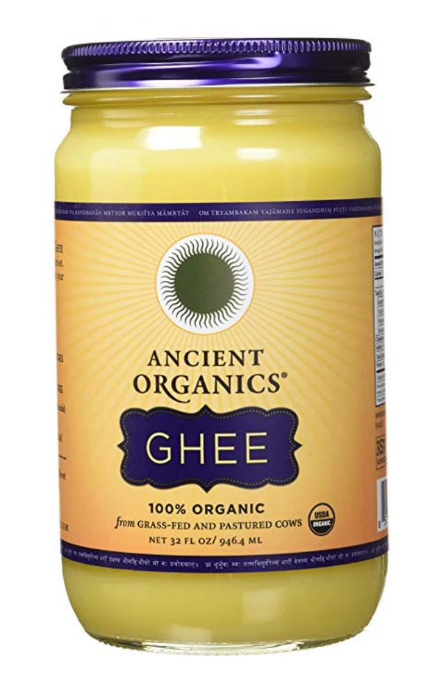Ancient Organics Ghee 32oz.