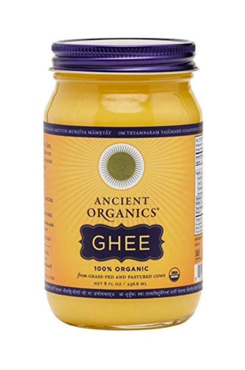 Ancient Organics Ghee 8oz.