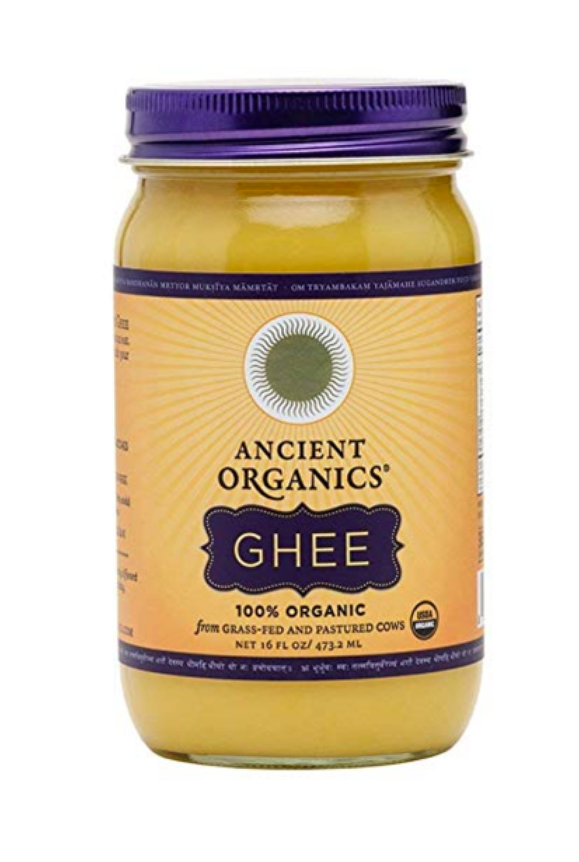 Ancient Organics Ghee 16oz.