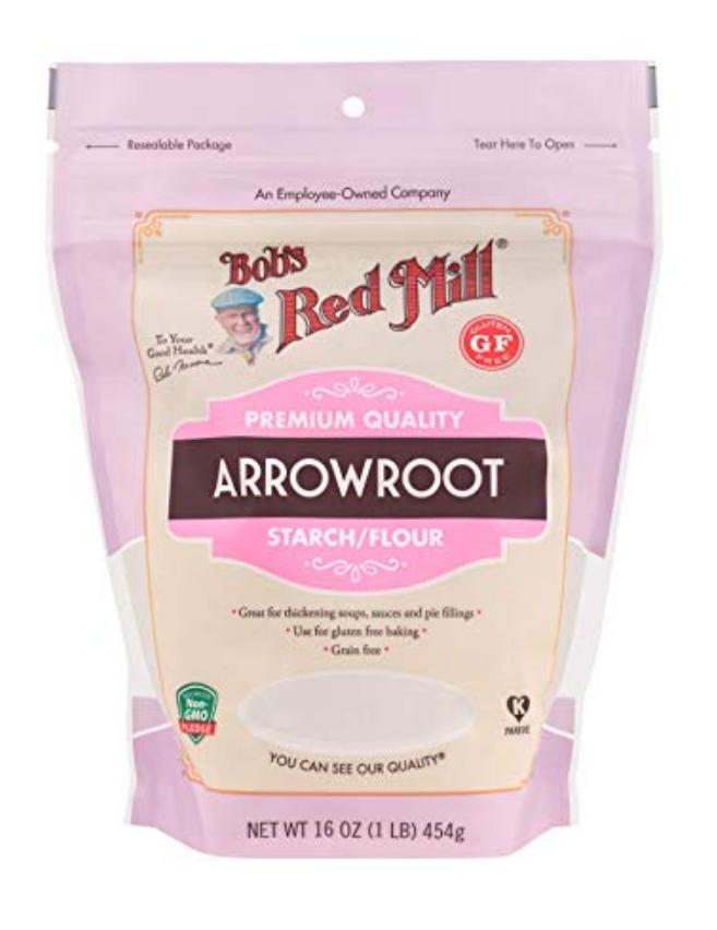 Arrowroot Starch/Flour