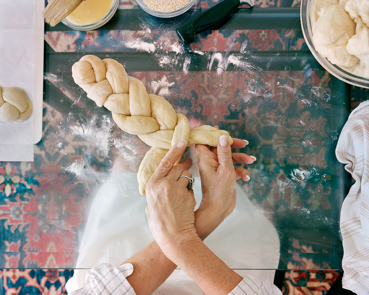 Braided Bread, 2014