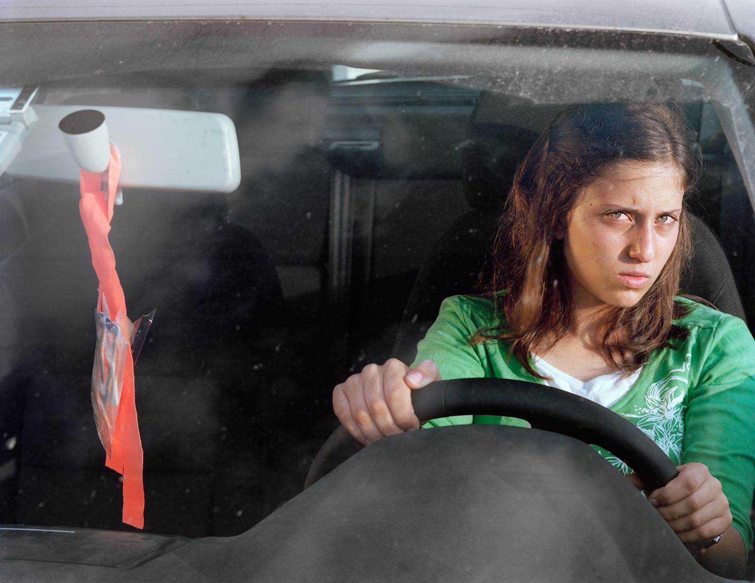 Stav in Car, 2008