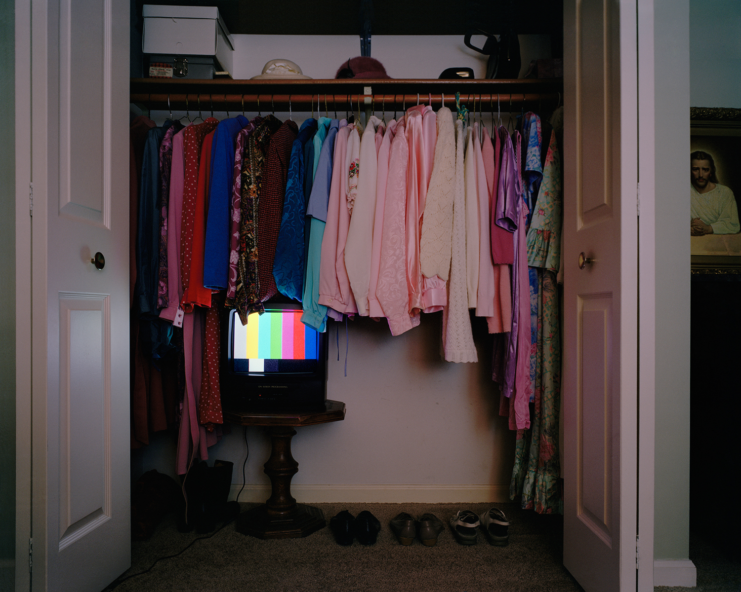 Untitled (Grandmother's Closet)