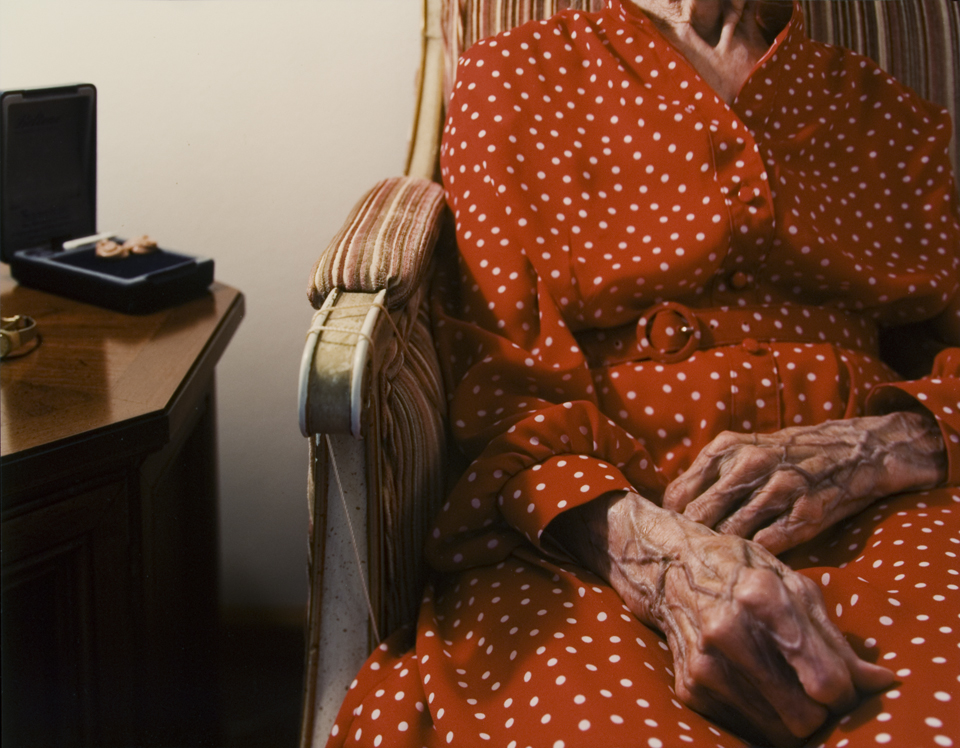 Untitled (Polka Dots with Hands)