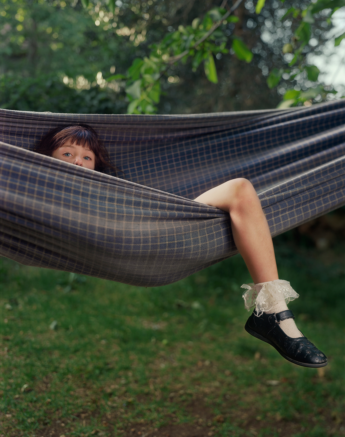 Girl in Hammock, 2008