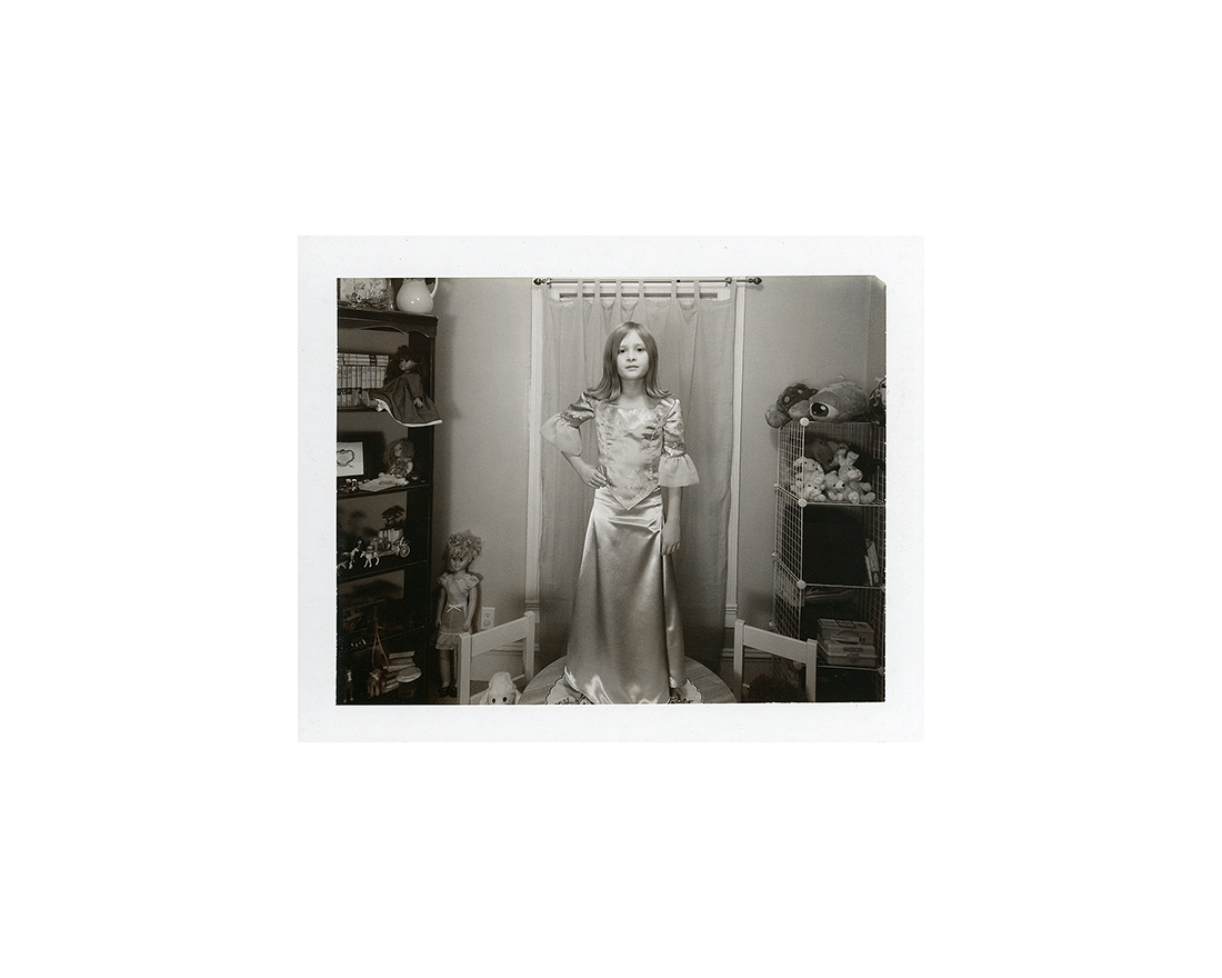 Savannah as Doll, 2008