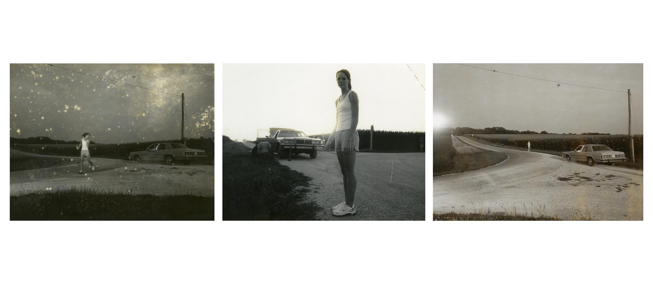 Running Girl, 2007
