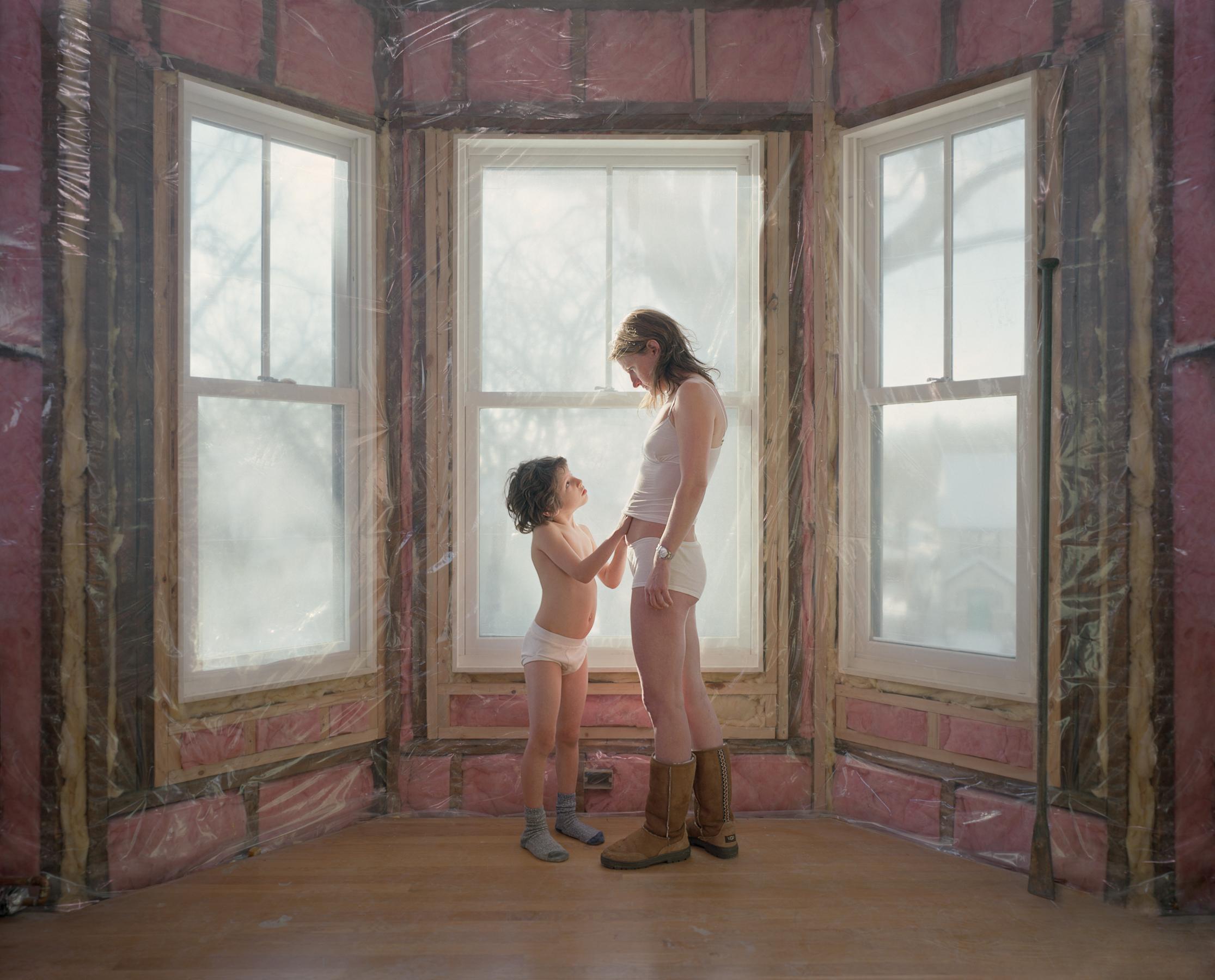 Lucien & Katherine, 2005