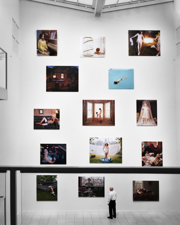 Moca Jacksonville Project Atrium Exhibition, 2014