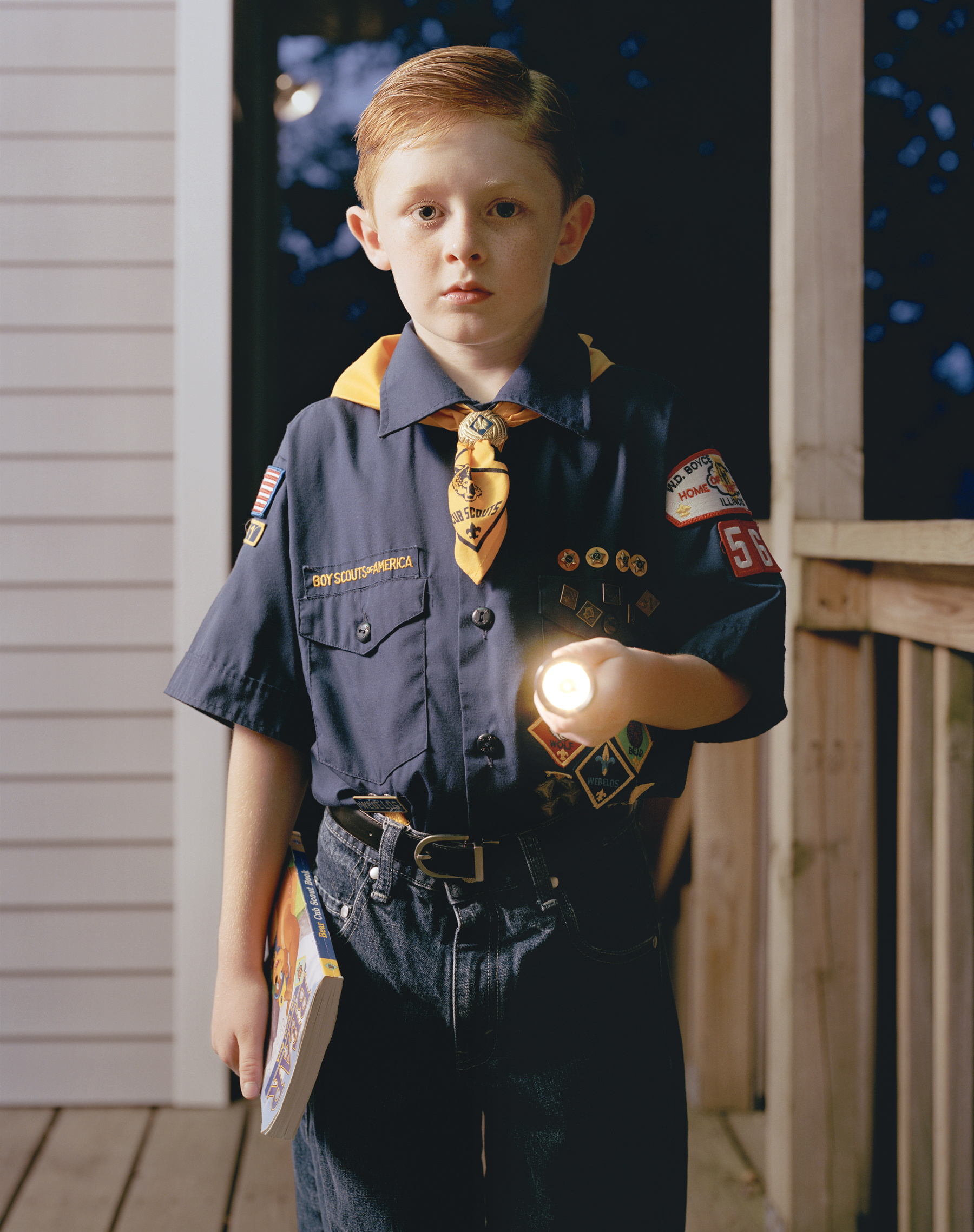 Untitled (Boyscout)