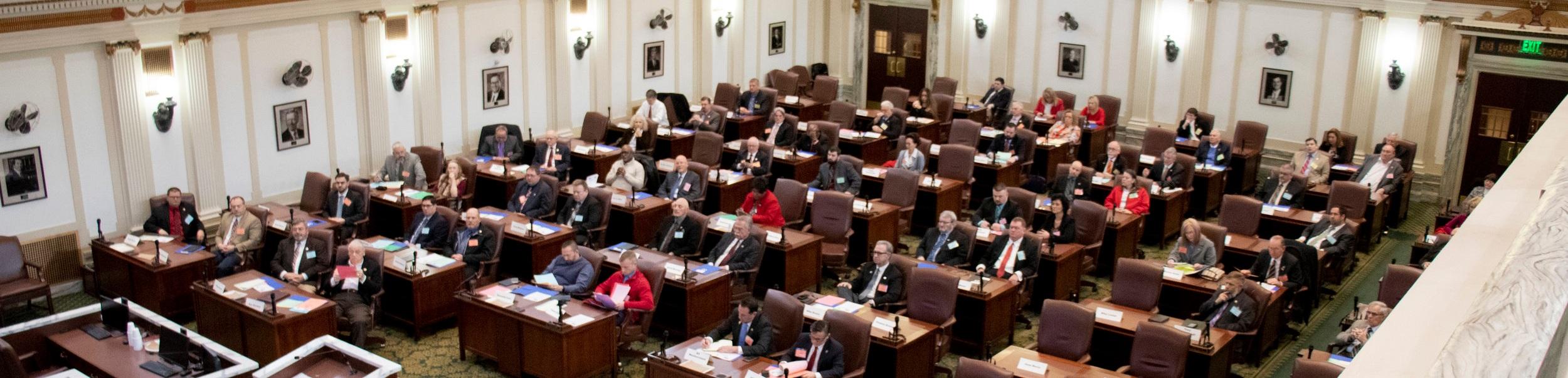 Oklahoma Legislature Meeting