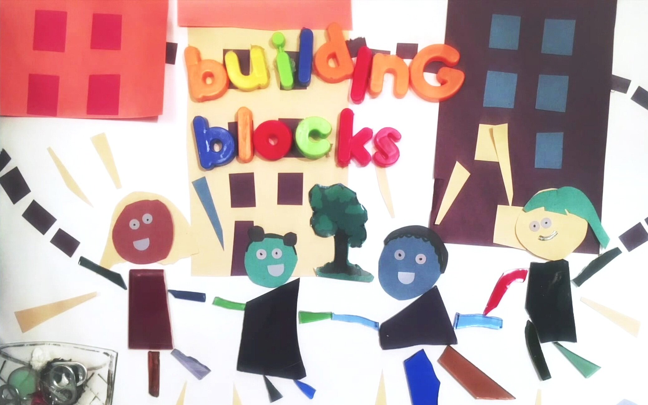 August, 2017 - Building Blocks raised $1,600 through the crowdfunding platform, ioby, from Flatbush neighbors to enact a waste-focused collaborative design project.