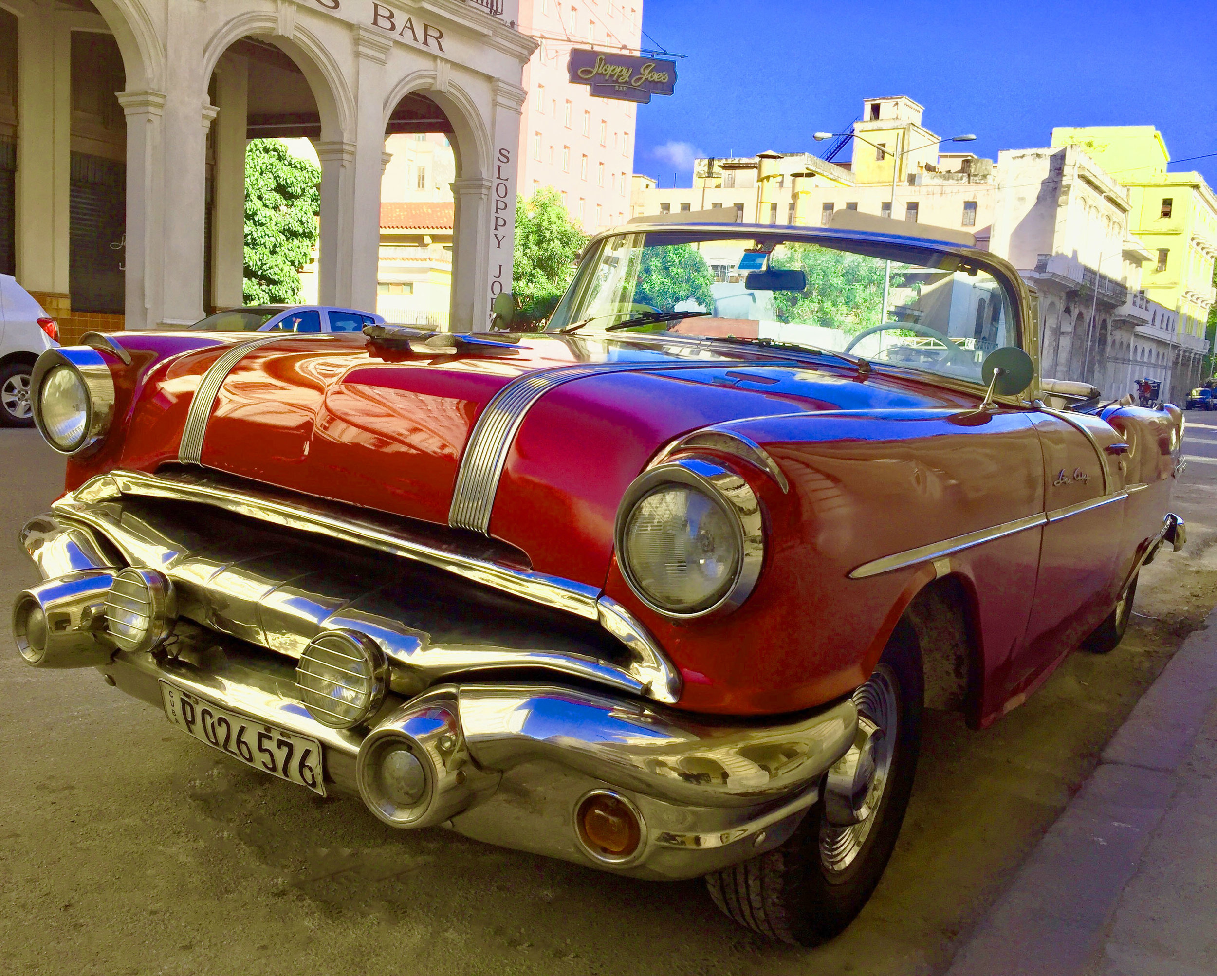 Photo Credit:  Anna Bryant   but really the old cars are beautiful